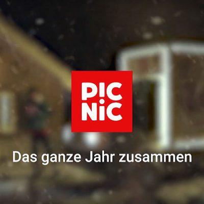 PicNic - Weihnachtsspot